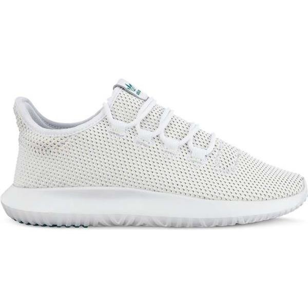 Men's Shoes Sneakers adidas TUBULAR SHADOW DB2701 FOOTWEAR WHITE ACTIVE GREEN SOLAR GOLD