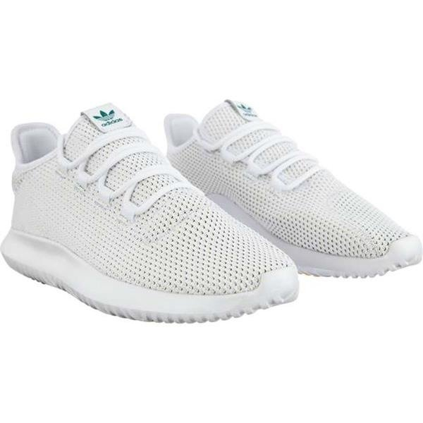 pretty nice 94e5d a6911 Men's Shoes Sneakers adidas TUBULAR SHADOW DB2701 FOOTWEAR WHITE ACTIVE  GREEN SOLAR GOLD