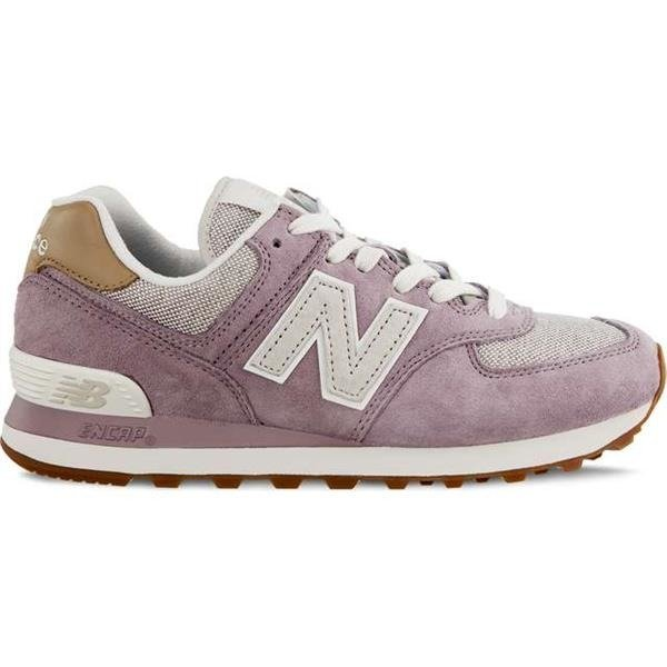 9b5aa696c Women's Shoes Sneakers New Balance WL574CLC CASHMERE WITH LIGHT CLIFF GREY  - KicksDistrict.co.uk