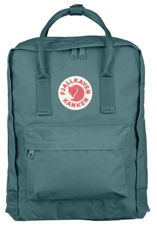 Backpack Fjallraven Kanken Classic / Frost Green 664
