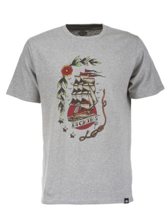 Dickies - Lemoore T-Shirt / Gray