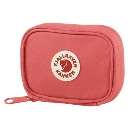 Fjallraven Kanken Card Wallet Peach Pink 23780-319