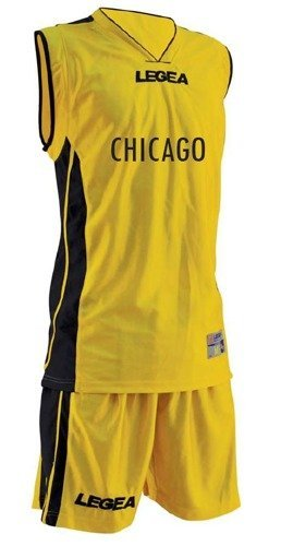 Legea Chicago Sport Basketball Outfit