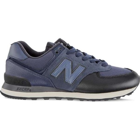 Men's Shoes Sneakers New Balance ML574LHG NAVY BLACK
