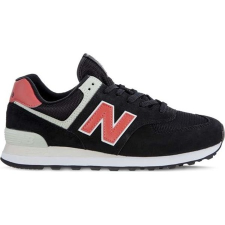 Men's Shoes Sneakers New Balance ML574SMP BLACK WITH POMELO