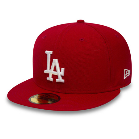 NEW ERA LA Los Angeles Fullcap blue white