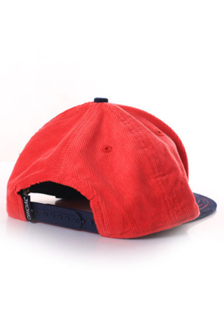 Official - Calidorocord Red Snapback