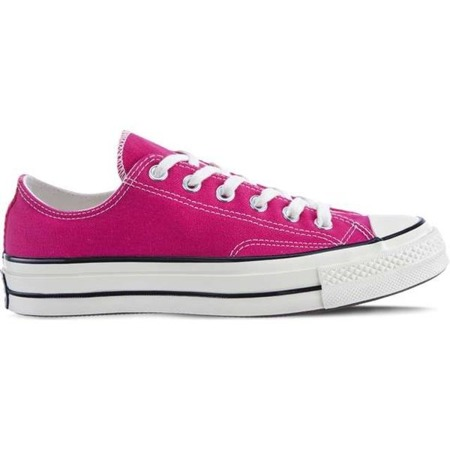 Women's Shoes Sneakers Converse C161445 CHUCK TAYLOR ALL STAR 1970S PINK POP BLACK EGRET