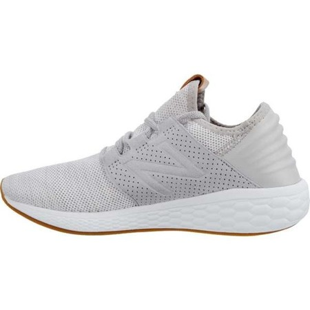 Women's Shoes Sneakers New Balance FRESH FOAM CRUZ V2 KNIT WCRUZKG2 RAIN CLOUD WITH WHITE MUNSELL