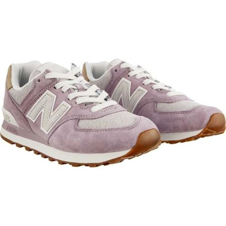 Women's Shoes Sneakers New Balance WL574CLC CASHMERE WITH LIGHT CLIFF GREY