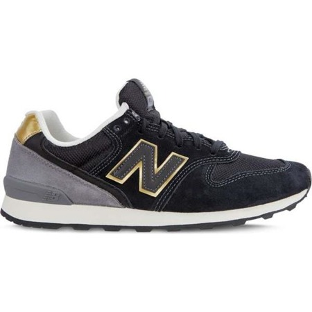 Women's Shoes Sneakers New Balance WR996FBK BLACK GREY GOLD