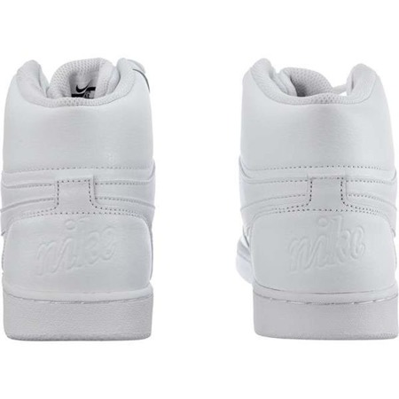 Women's Shoes Sneakers Nike WMNS EBERNON MID 100 WHITE WHITE