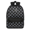 Vans Realm Word Check Backpack - VN0A3UI7ZM0