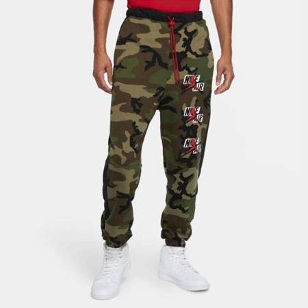 Air Jordan Camo Fleece Jogginghose - CU2062-222
