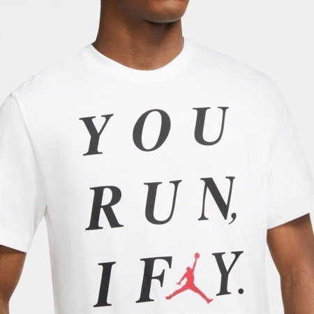 "Air Jordan ""I Fly"" T-shirt - CZ2955-100"