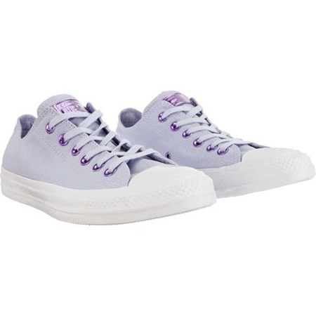 Converse CHUCK TAYLOR ALL STAR OX C163284 OXYGEN PURPLE WASHED LILAC