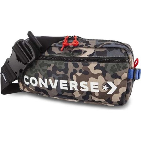 Converse HIP PACK A02 OLIVE SUBMARINE BLACK