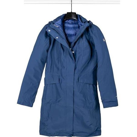 Damenjacke The North Face W SUZANNE TRICLIMATE CMH2 BLUE WING TEAL