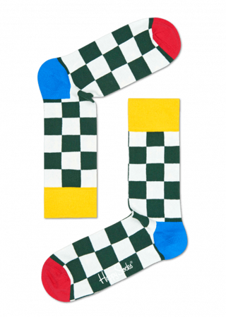 Happy Socks x Royal Enfield Giftbox (3-pack) REBFL01-4000