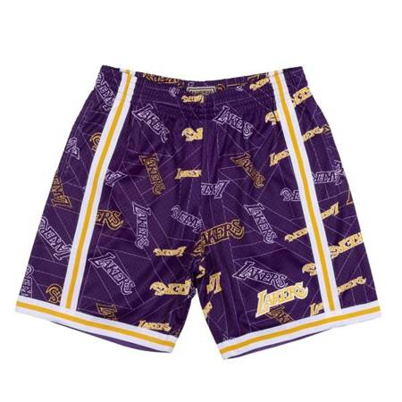 Mitchell & Ness NBA Los Angeles Lakers Shorts