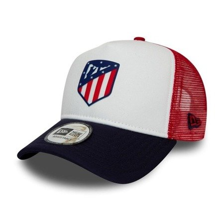 New Era Atletico Madrid Clean A Frame Trucker Cap  - 12044777