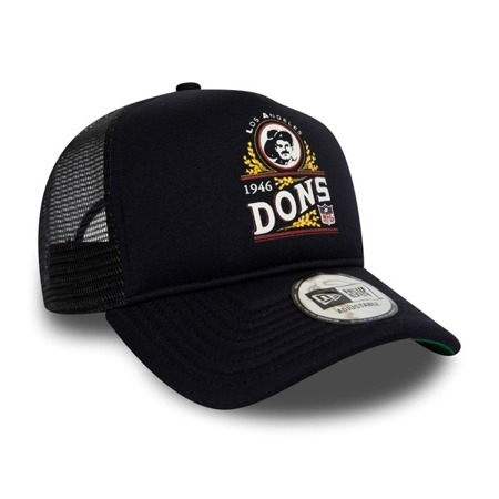 New Era Los Angeles Dons Historic A Frame Trucker - 12040282