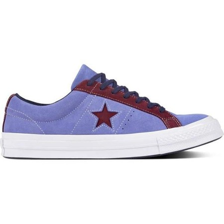 Converse C161618 ONE STAR CARNIVAL PACK DEEP PERIWINKLE RHODODENDRON - Buty Trampki