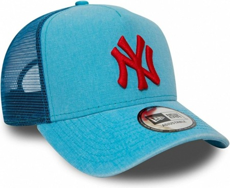 Czapka New Era New York Yankees MLB Washed Trucker - 12040173