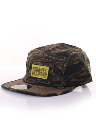 Official -Tamil Tiger Camo Strapback