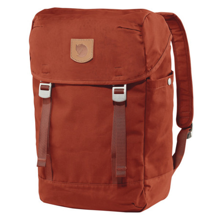 Plecak Fjallraven Greenland Top Cabin Red F23150-321