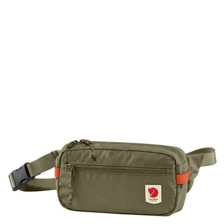 Saszetka Fjallraven High Coast Hip Pack Green F23223-620