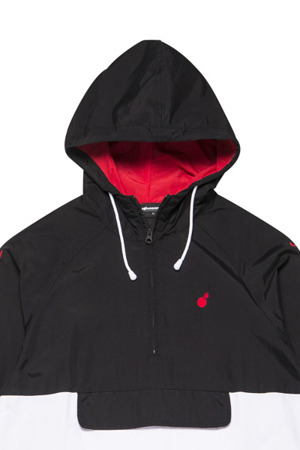 The Hundreds - Dell Anorak Black - Kurtka Męska