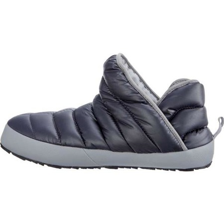 The North Face MEN'S THERMOBALL TRACTION BOOTIE 090 SHINY BLACKENED PEARL GRIFFIN GREY - Męskie Kapcie Wsuwane