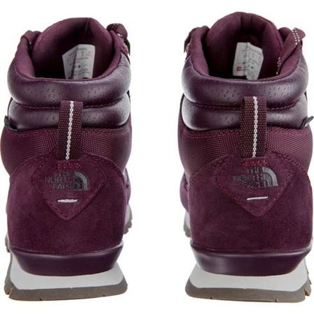 The North Face WOMEN'S BACK TO BERKELEY REDUX 080 FIG TIN GREY - Buty Damskie Zimowe