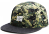 C&S GLD Jungle Massive  woodland/olive/black - 5Panel Cap